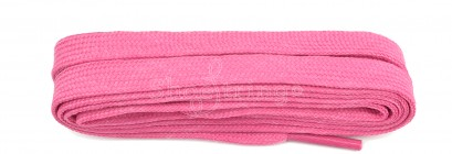 Hot Pink 100cm Flat 9mm