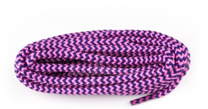 Hiking 150cm Pink/purple Dog-tooth Laces