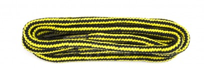 Kicker Dark Round Cord Laces