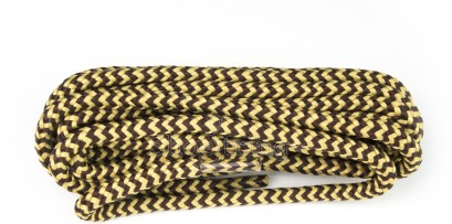 Hiking 150cm Stone/brown Dog Tooth Laces