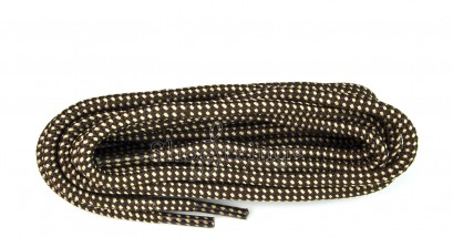 Hiking 150cm Dark Brown/stone Fleck Laces