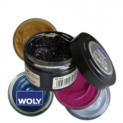 Woly Cream Polish 50ml Shades Select Colour