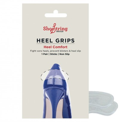 Shoestring Gel Heel Grip Pair