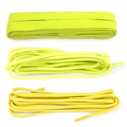 Yellow Laces