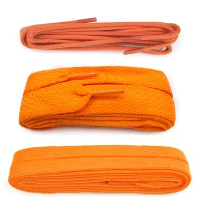 Orange Laces