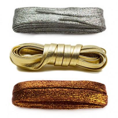 Ribbon  & Lurex Laces