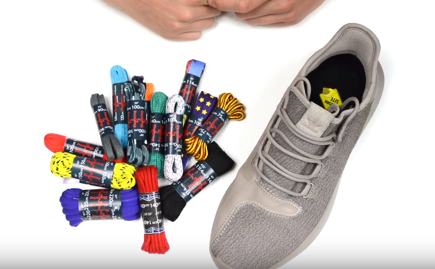 finding replacement shoelaces