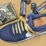 Restoring Suede Sneakers